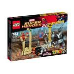 Zestawy Lego® Super Heroes 76037 Wspólny atak superłotrów Rhino i Sandmana
