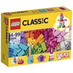 Zestawy Lego® Classic 10694 Kreatywne uzupełnienie LEGO® w jasnych kolorach