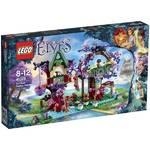 Zestawy Lego® Elves 41075 Kryjówka Elfów Na Drzewie