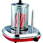 Urządzenie do Hot dogów Guzzanti GZ 460 Czerwony/INOX/Szklany