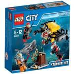 Zestawy Lego® City Deep Sea Explorers 60091 Podwodny świat — zestaw startowy