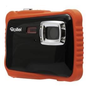 Aparat cyfrowy Rollei Sportsline 65 Czarny/Pomarańczowy