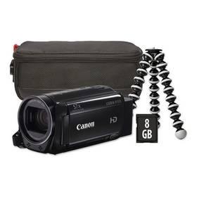 Kamera wideo Canon LEGRIA HF R76 Premium Kit (1237C027) Czarna