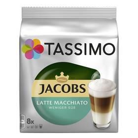 Kapsułki do espresso Tassimo Jacobs Krönung Latte Macchiato less sweet 236g