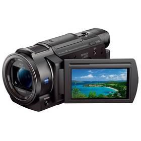 Kamera wideo Sony FDR-AX33B Czarna