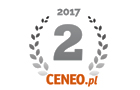eukasa.pl e-SKLEPem 2017 w rankingu CENEO.pl!