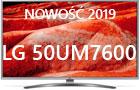 LG 50UM7600 4K Smart Telewizor HDR